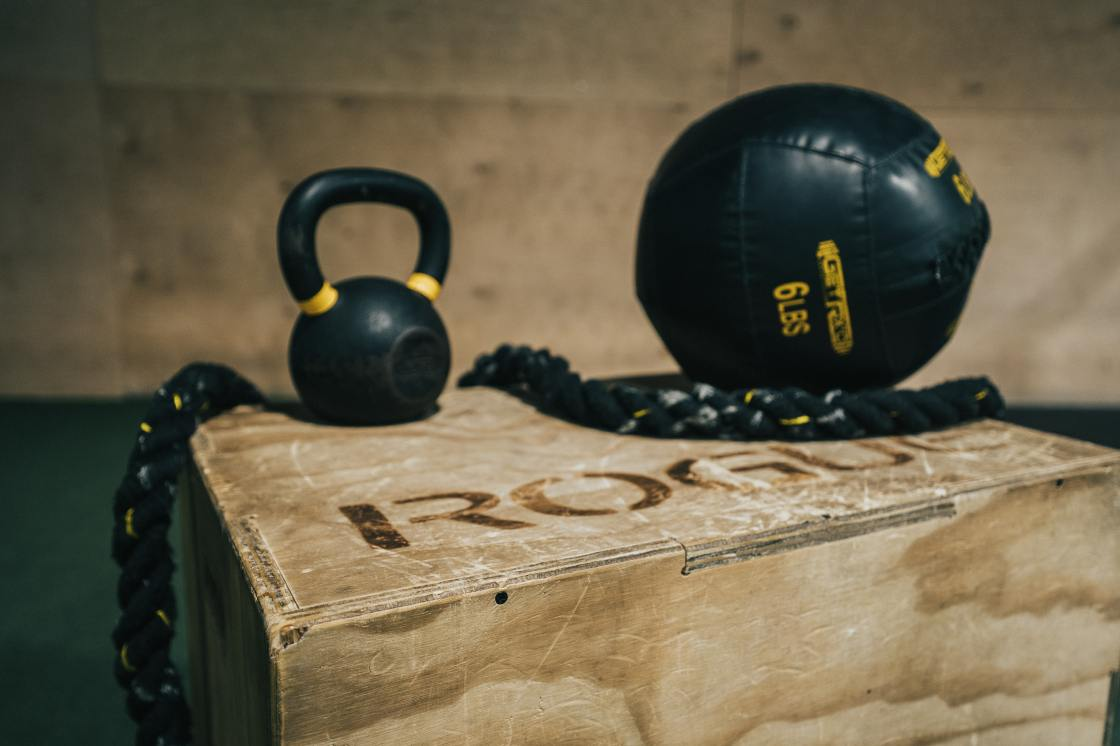 Kettlebells home gym equipment for helping you get jacked